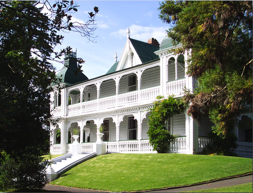Alberton, historic place, Auckland, New Zealand