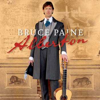 Alberton CD cover artwork