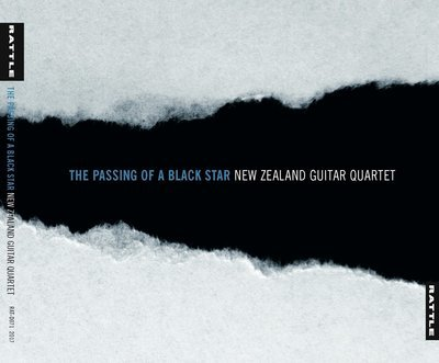 Passing of a Black Star CD cover artwork