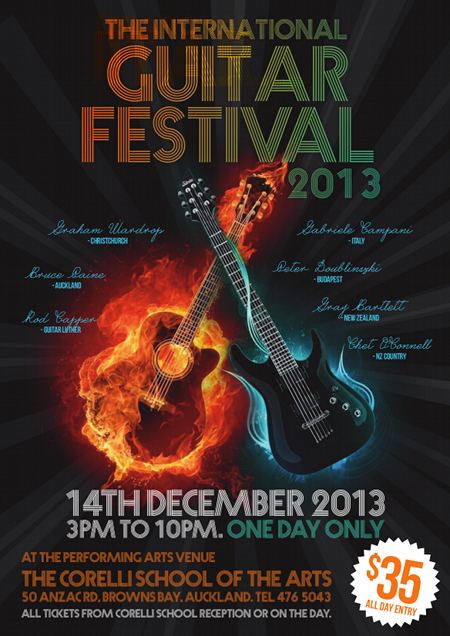 International Guitar Festival 2013