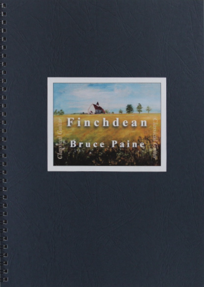 Picture of Finchdean cover page