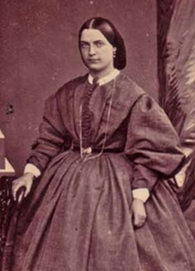 Photo of Martha Meredith also known as Patty