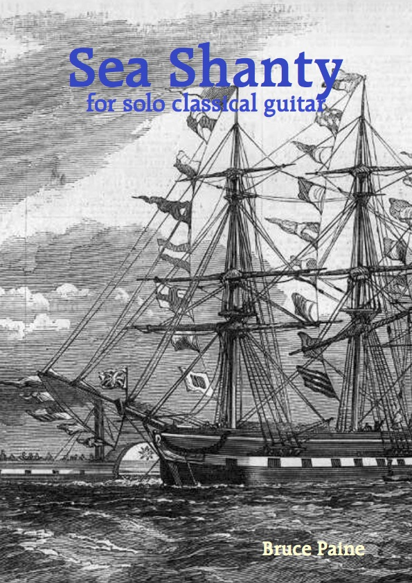 Picture of Sea Shanty cover page