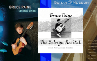 Albums by Bruce Paine